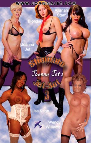 Shemale Jet-Set 3