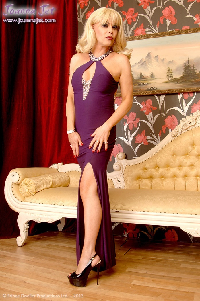 Opinion, actual, Transvestite evening dress something is