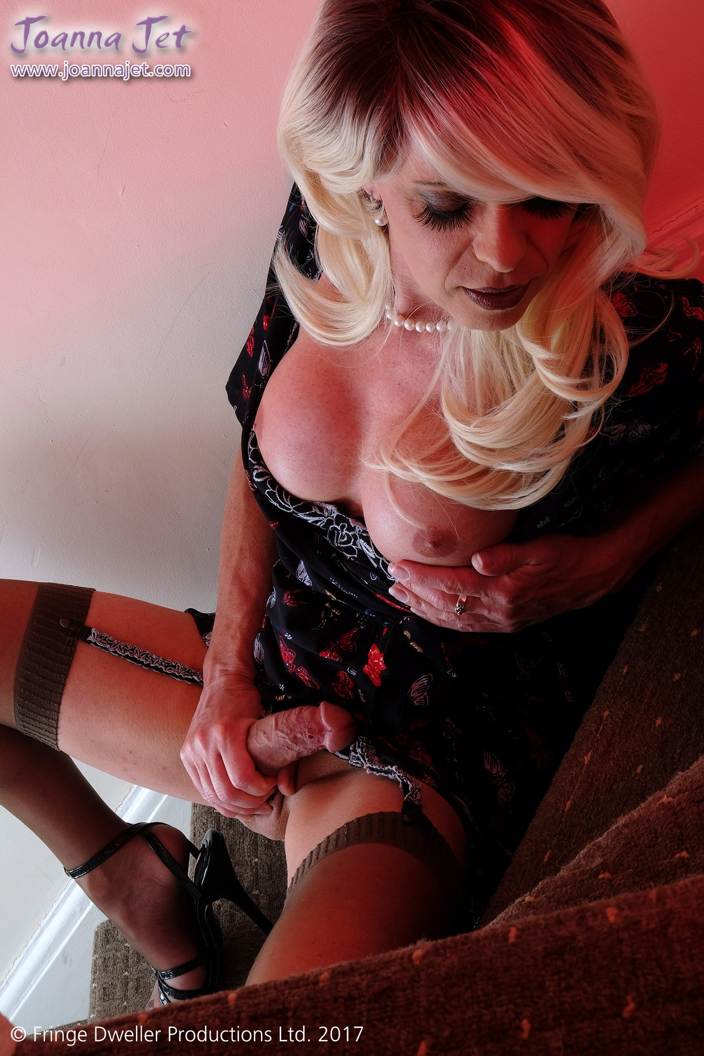 Click here to see much more of Joanna Jet!!!