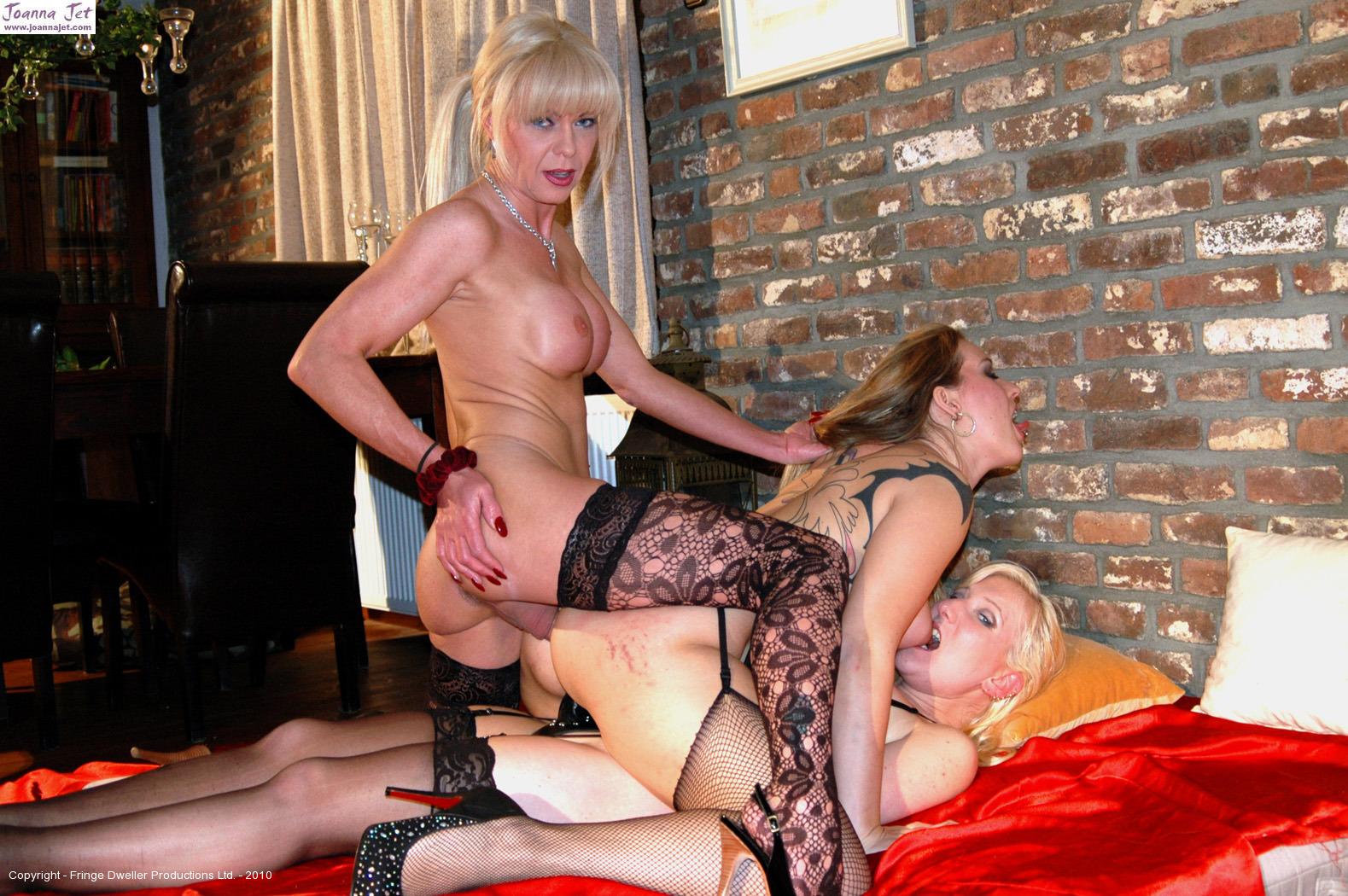 Hot Nylon Sex Joanna