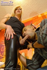 Shemale Cougar #4 - Treating her Boys