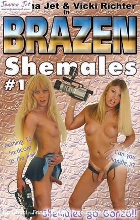 Brazen Shemales - Joanna & Vicki Richter