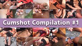 Cumshot Compilation #1