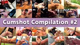 Cumshot Compilation #2