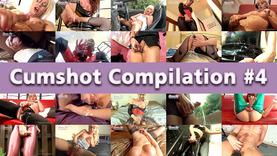 Cumshot Compilation #4