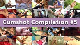 Cumshot Compilation #5