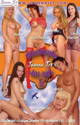 Shemale Jet-Set 5 - Joanna, Tilly & Debbie