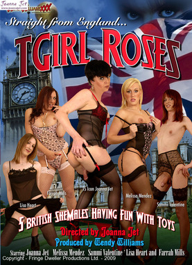 TGirl Roses - Farrah Mills